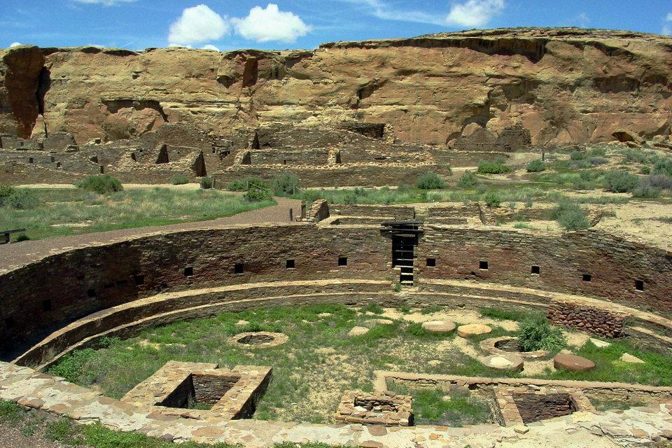 チャコ文化国立歴史公園、ニューメキシコ、アメリカ合衆国 – HiSoUR ...