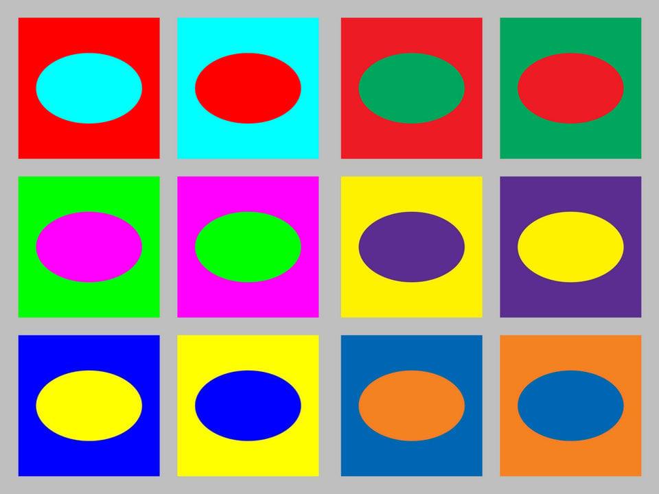 الألوان المكملة Hisour والفن تاريخ معلومات السفر