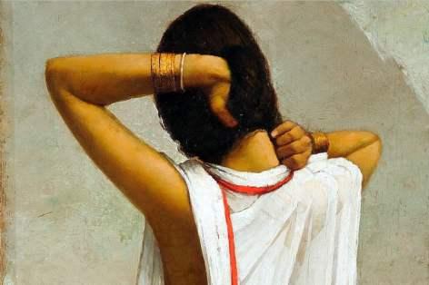 India Modern Paintings, Salar Jung Museum