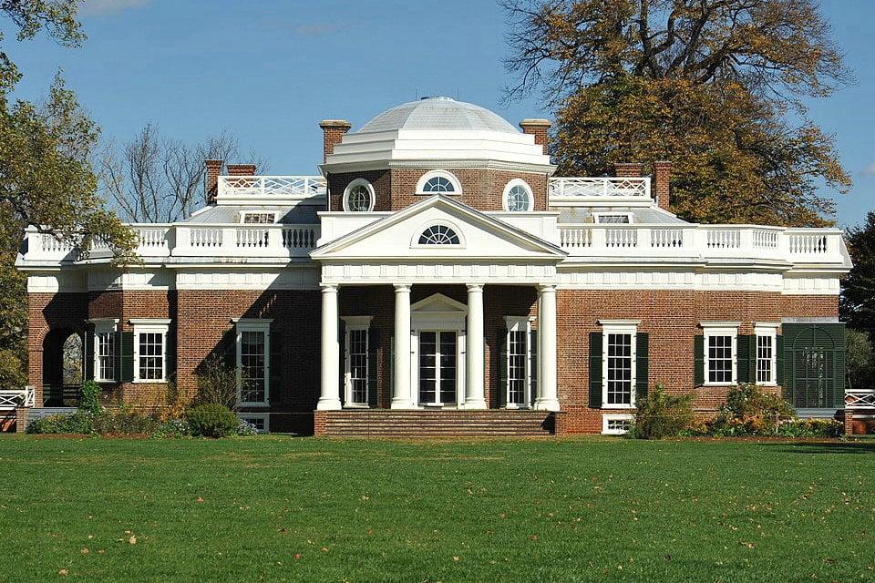 Jeffersonian architecture | HiSoUR – Hi So You Are