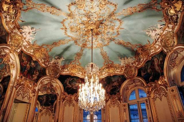 نمط لويس الخامس عشر Hisour والفن تاريخ معلومات السفر