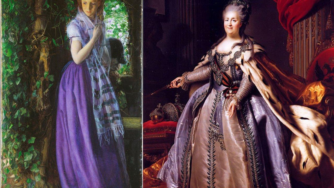 Come Creare Il Viola viola nella storia e nell'arte | hisour – ciao, così sei
