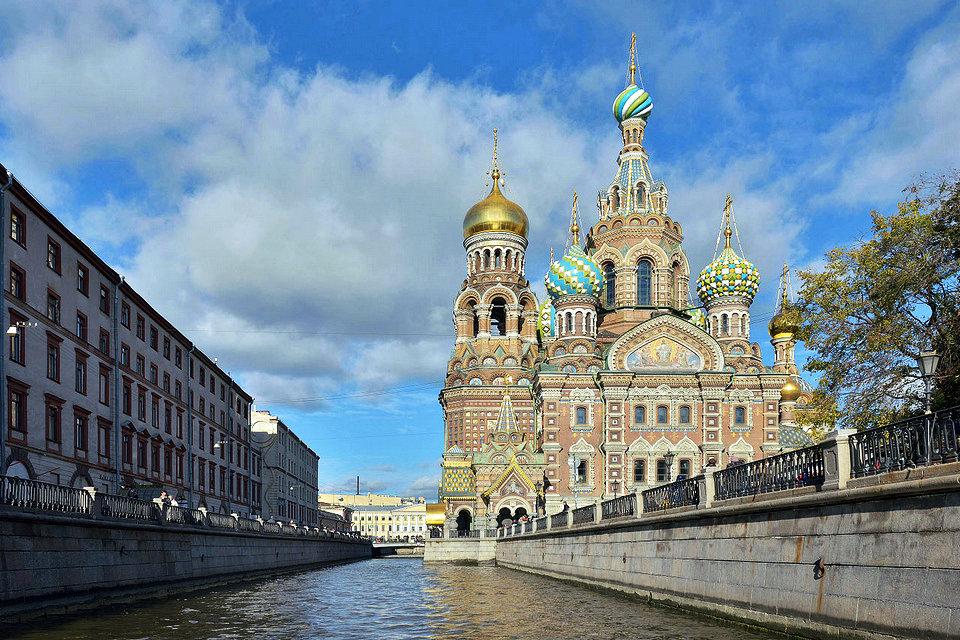 عمارة سانت بطرسبرغ | HiSoUR والفن تاريخ معلومات السفر