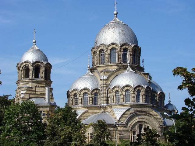 ロシア帝国の新ビザンチン建築 | HiSoUR 芸術 文化 美術 歴史