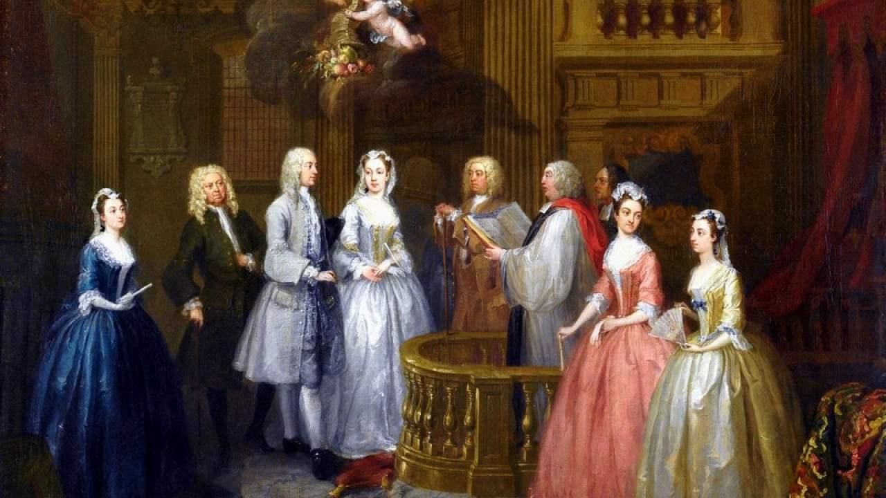 westliche mode-geschichte 1700-1750 – hisour kunst kultur
