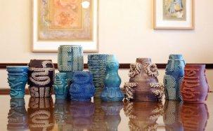 Decorative Art, Museum of king Shivaji, India