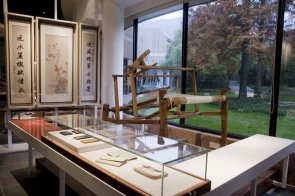 Silk making, China National Silk Museum