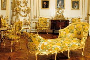 Southwestern rooms, Schönbrunn Palace