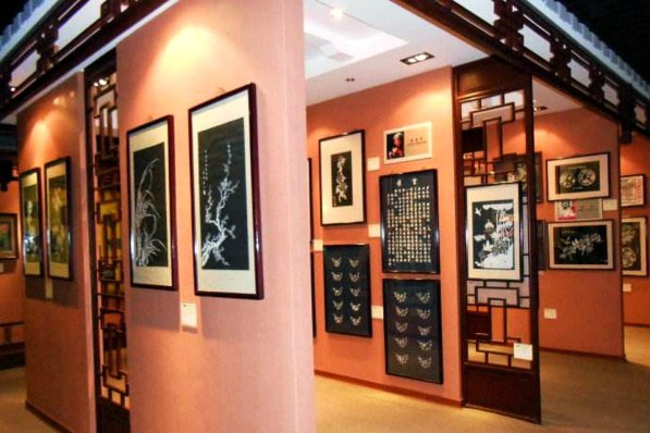 The art of cutting paper, China Paper Cutting Museum