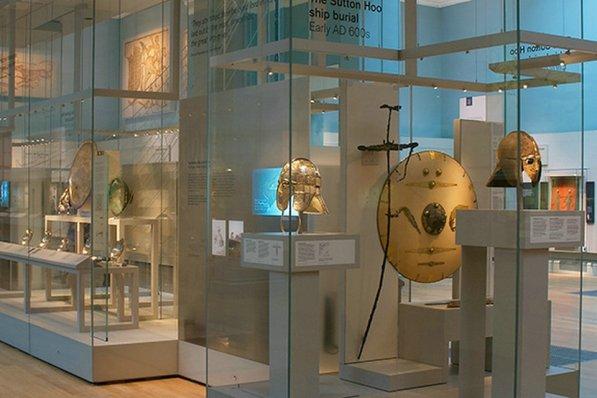 Britain and Europe, British Museum