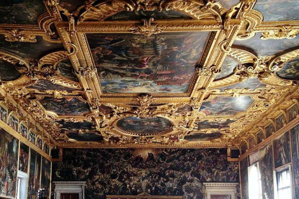 Chamber of the Great Council, Doge's Palace