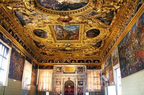 Chamber of the Scrutinio, Doge's Palace