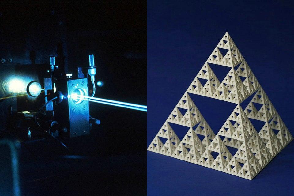 Resultado de imagem para Selective Laser Sintering - Sinterização Seletiva a Laser (SLS)