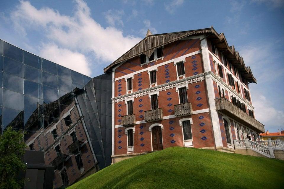 balenciaga museum in spain
