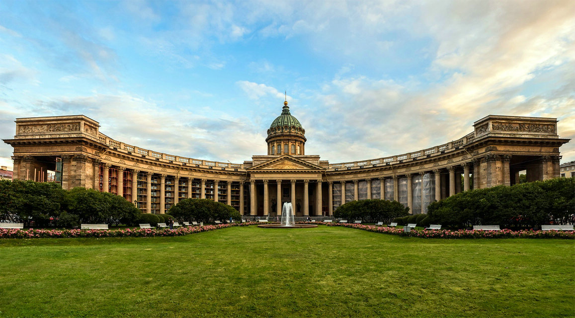 Kazan Cathedral, Saint Petersburg, Russia | HiSoUR – Hi So You Are