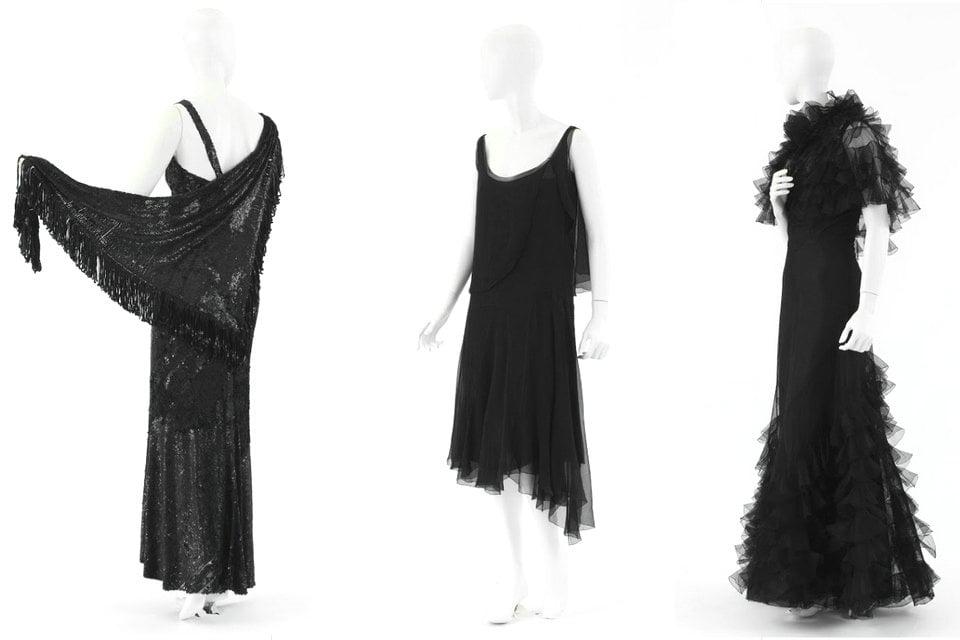 unique design new concept fast delivery Coco Chanel: Black dress become a modernism icon, 360° Video ...