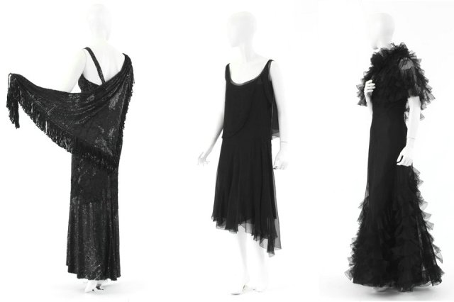 Coco Chanel Black Dress Become A Modernism Icon 360 Video Museum Of Decorative Arts Paris Hisour Hi So You Are
