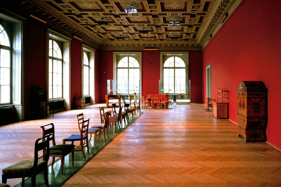 Empire Style Biedermeier Collection Museum Of Applied Arts In Vienna Hisour Hi So You Are
