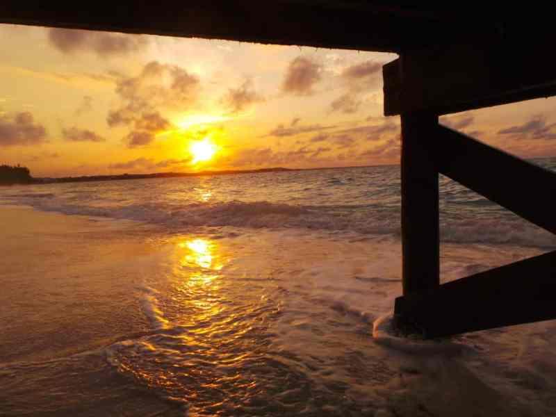 Turks and Caicos sunset jeannette kaplun