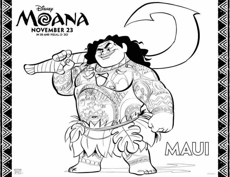 maui-from-moana-coloring-sheet