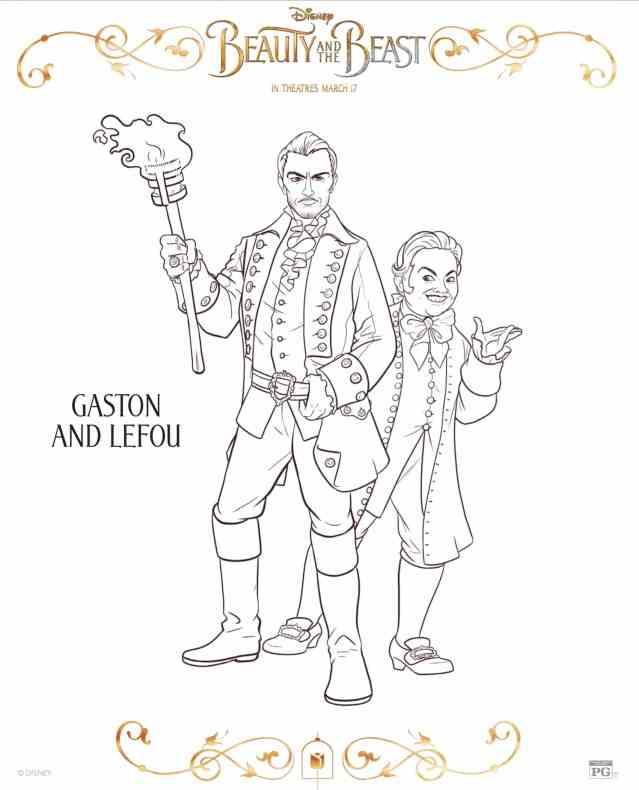 Gaston leFou