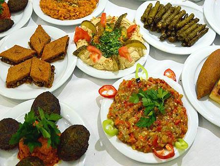 Comida Turca Gastronomia