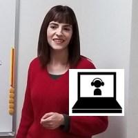 講師マリア・ロドリゲス