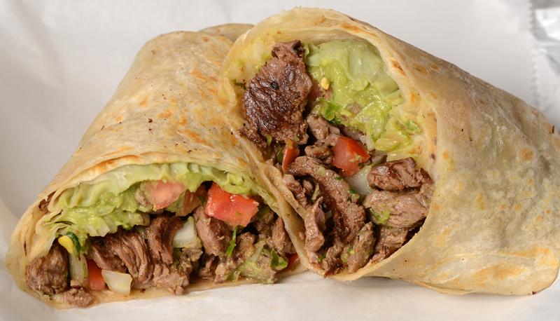 Burrito Mexican Food Recipe