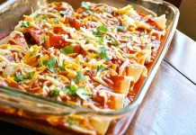 Chicken Enchilada Recipe