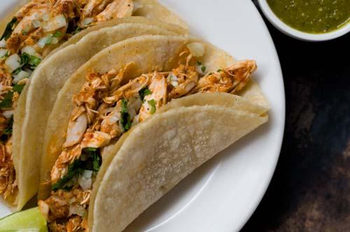 Chipotle Chicken Taco Recipe