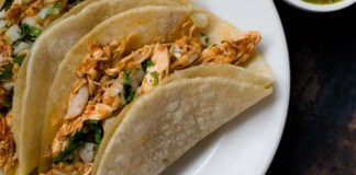 Chipotle Chicken Taco Recipe