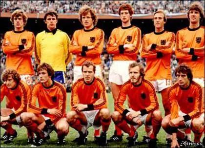 Seleccion de Holanda 1978