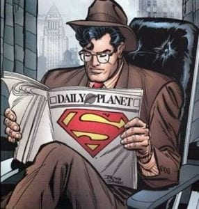 Clark Kent Daily Planet
