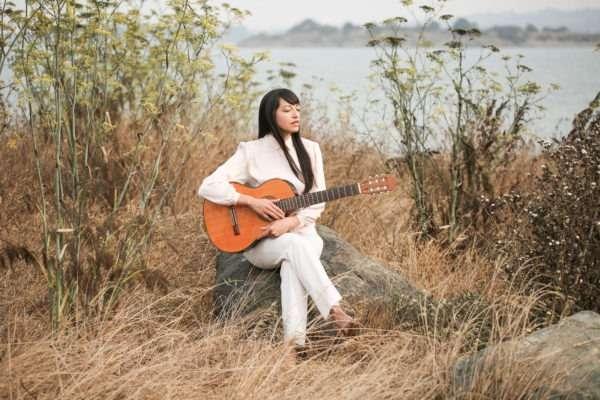 Diana Gameros hi-res guitar 1 by Cristina Isabel Rivera