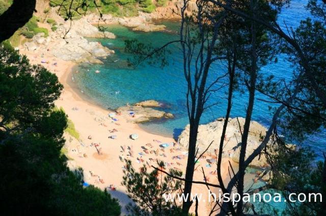 Lloret del mar ville de ftes et de vacances en Espagne