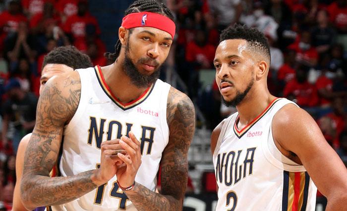 Bucks Vs Pelicans 25022018 Estadsticas