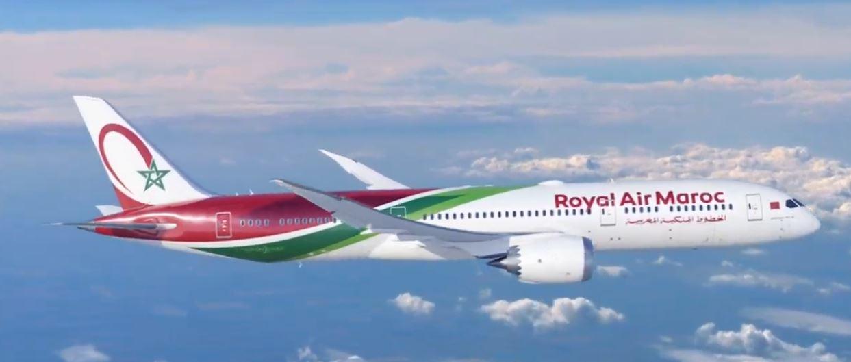 Resultado de imagen para royal air maroc Boeing 787-9