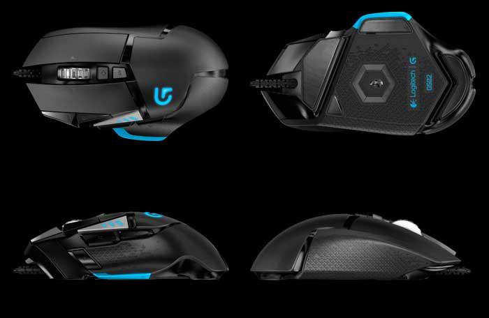 Ratn Gaming Logitech G502 Proteus Core Amazon Mediavida
