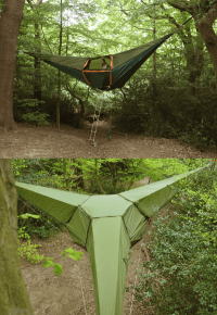 Tentsile Suspended Tree Tent - HisPotion