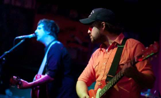 American Aquarium at The Jinx in June 2012