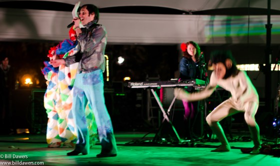 of Montreal at Savannah Stopover