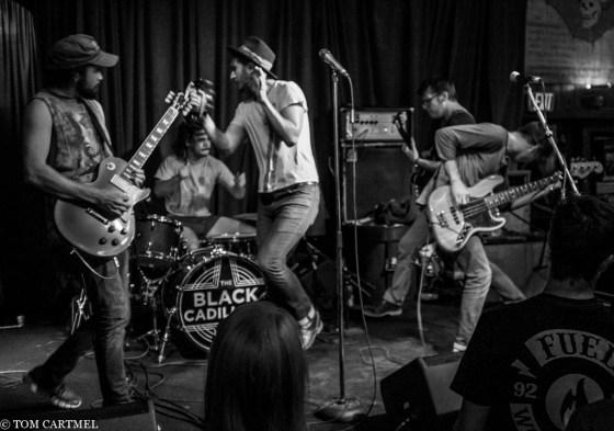 Black Cadillacs-3