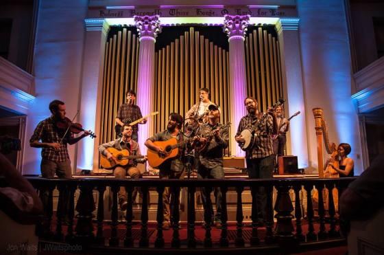 Ramsay Midwood, Georgia Mountain Stringband, String Magnolia