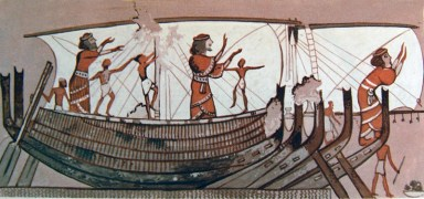 Resultado de imagen de fenicios navegantes
