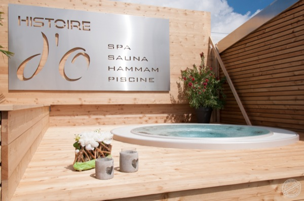 Spa Rond Jacuzzi Rond