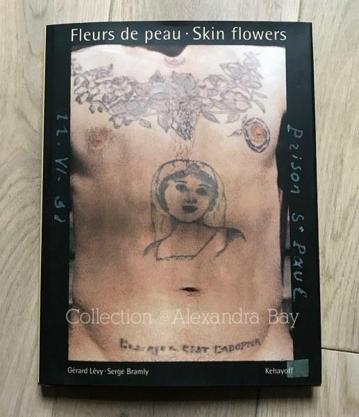 Fleurs de peau - Skin flowers
