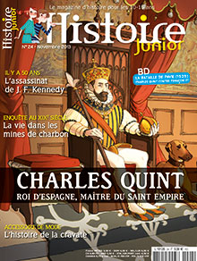Histoire Junior n° 24 - Novembre 2013