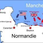 Le Jour J La Seconde Guerre Mondiale Se Joue Sur Les Plages Normandes Histoire De La Normandie