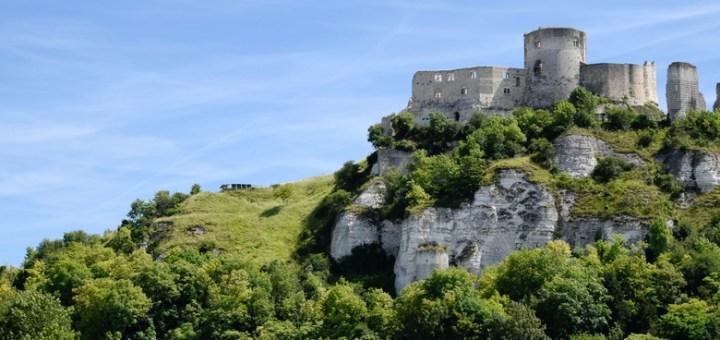 Château-Gaillard, une ruine encore impressionnante