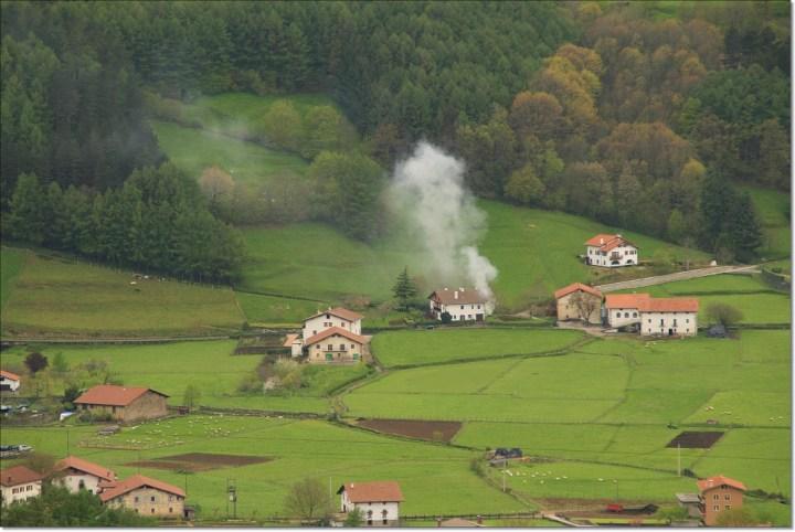 paysage basque